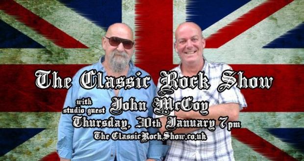 The Classic Rock Show w/ John McCoy
