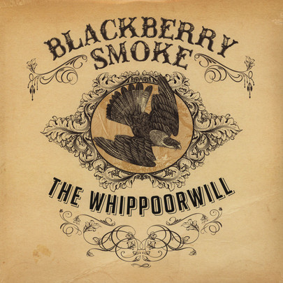 Blackberry Smoke 'The Whippoorwill' album cover