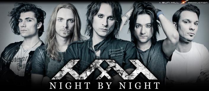 Night by Night Promo 2014 White Logo