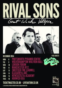 rival sons tour