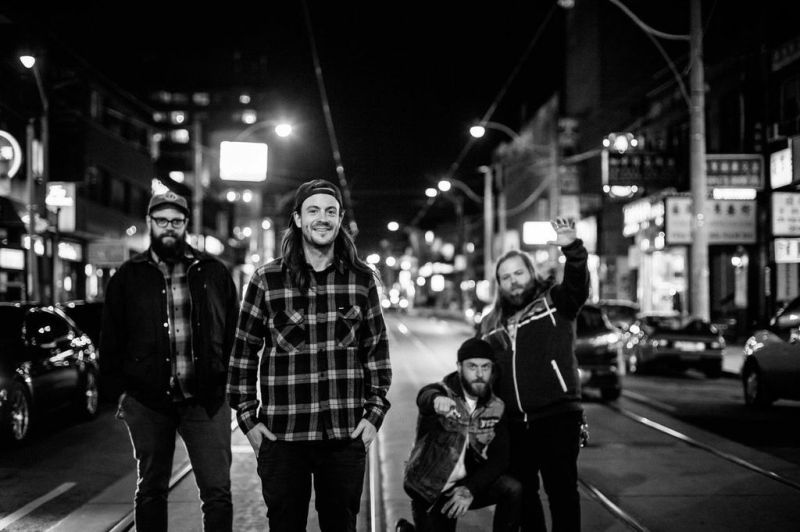 Cancer Bats band