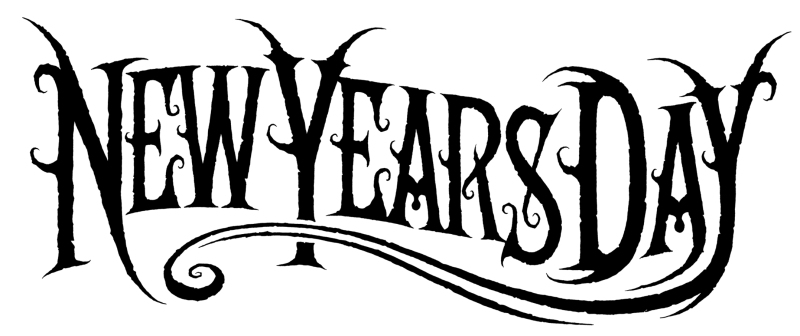 Band Logo - New Years Day