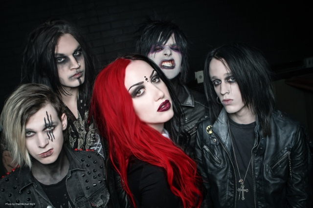 Interview New Years Day S Ashley Costello Talks Malevolence Songwriting Recording Touring And Board Games The Classic Rock Show