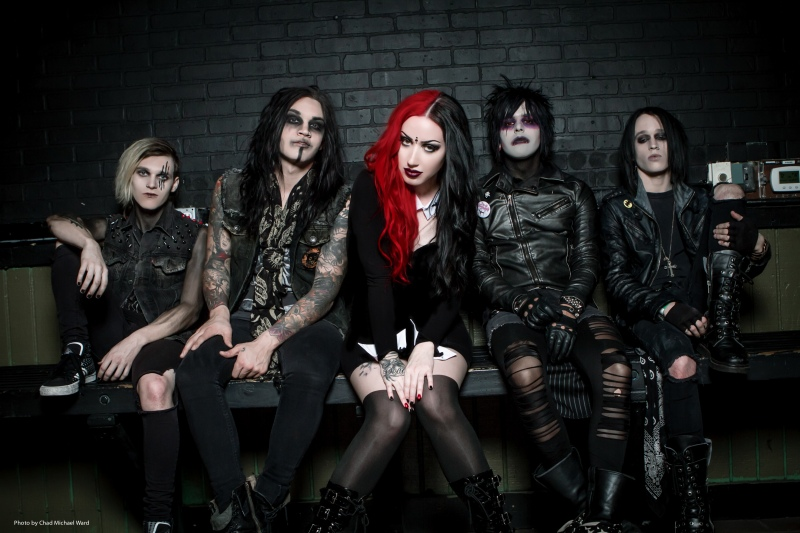 Band Photo - New Years Day (5)