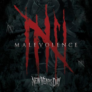 New Years Day - Malevolence - Cover