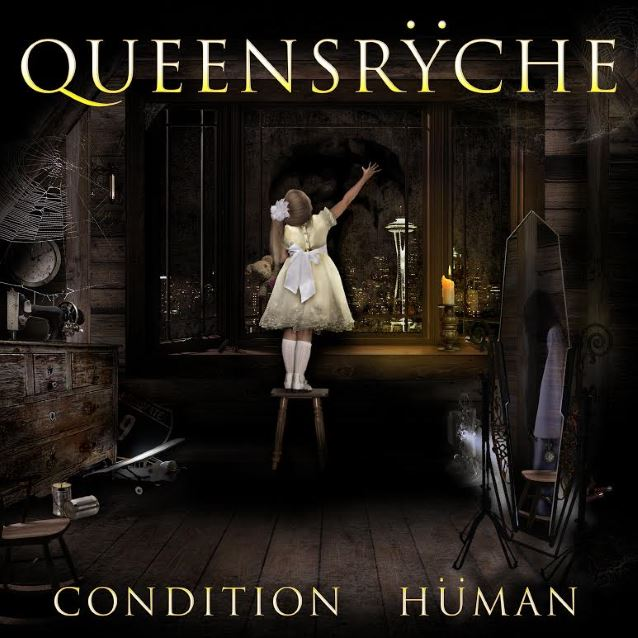 queensryche condition human album art